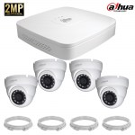 pack-bullet-dahua-4-cameras-2mp-dome